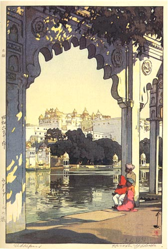 Udaipur : ほとんど知られていな...